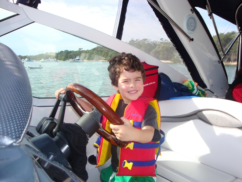 FREE Boat Licence for Members' Kids!